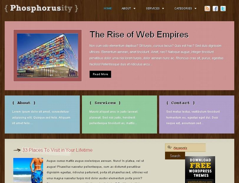 Phosphorusity
