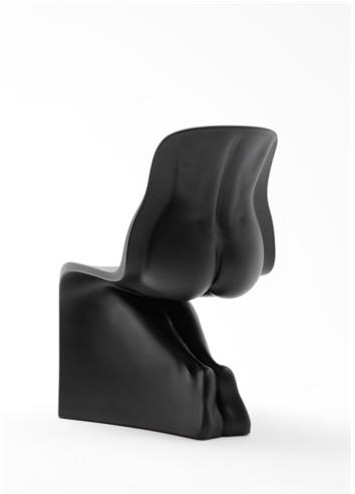 Woman chair
