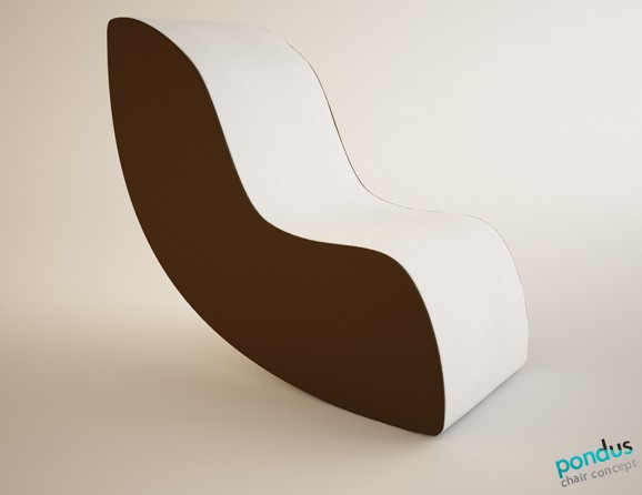 Pondus - chair concept