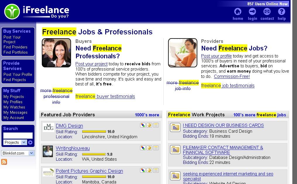 IFreelance.com
