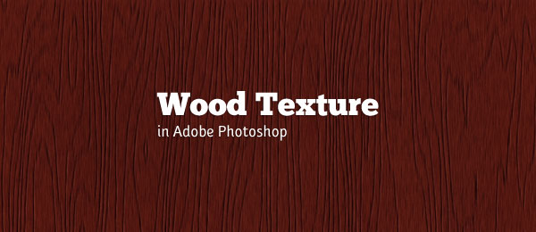 Create custom Wood Texture