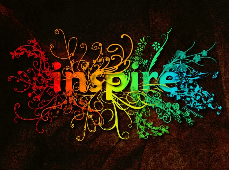 Inspire wallpaper by ~firetongue8