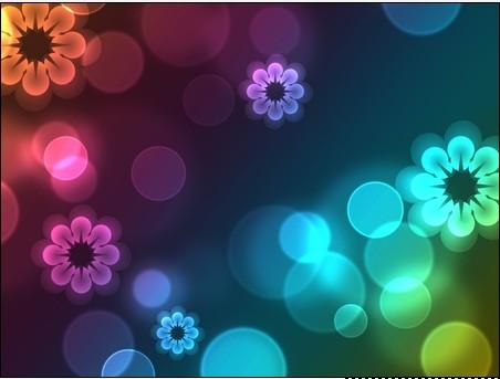 lightening flowers