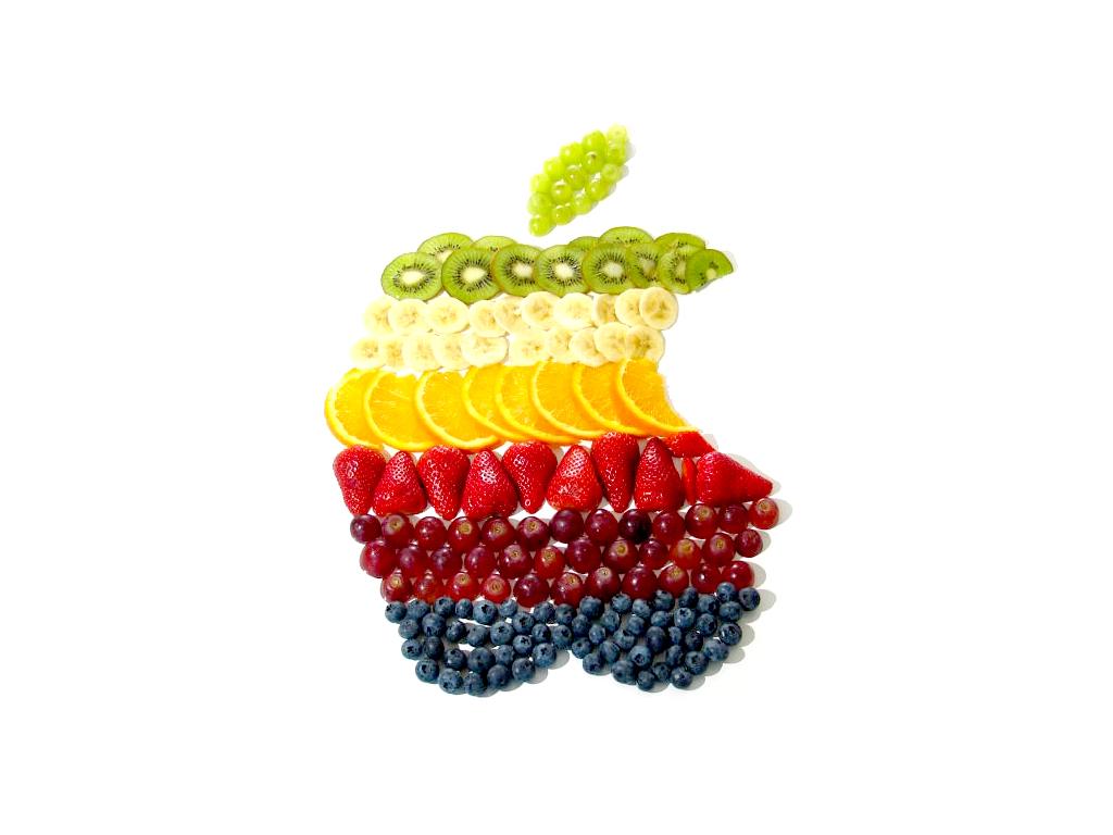 Fruity apple