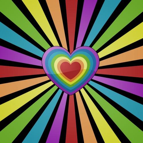 iWOD: Rainbow Heart