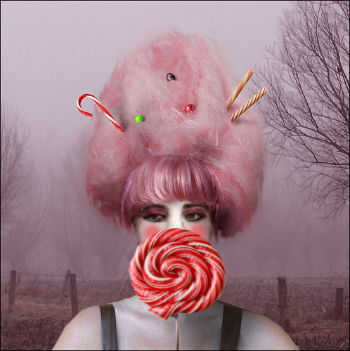 Gluttony by Andreea Anghel