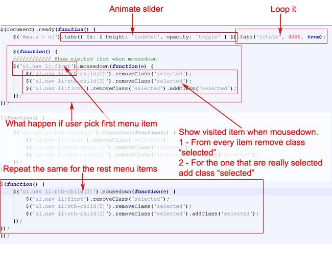 Explain of code.js