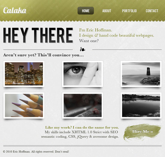 How to Make an Elegant Patterned Web Design Using Photoshop