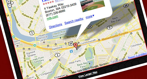 How to integrate Fancybox and Google Maps