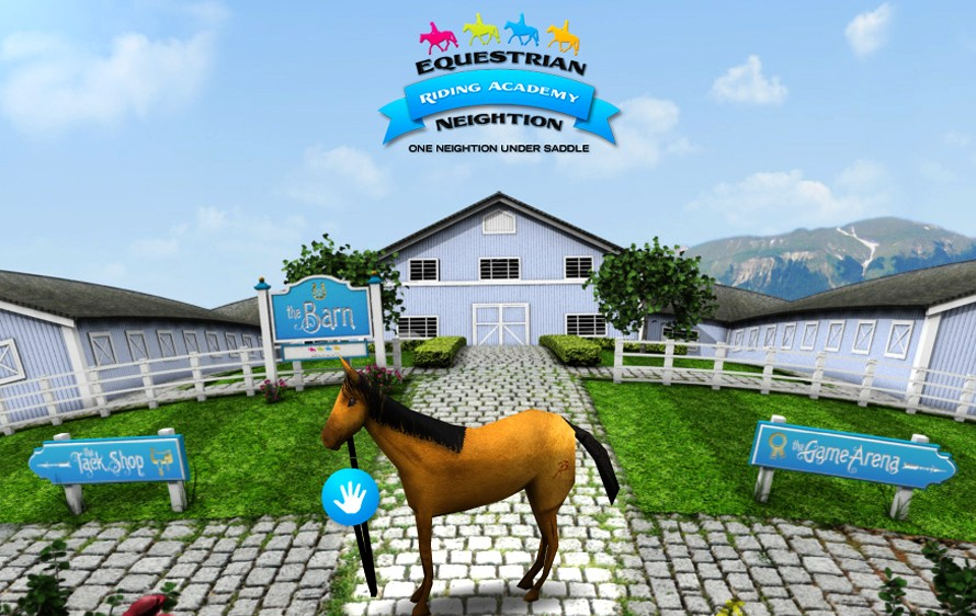 Equestrian Neightion