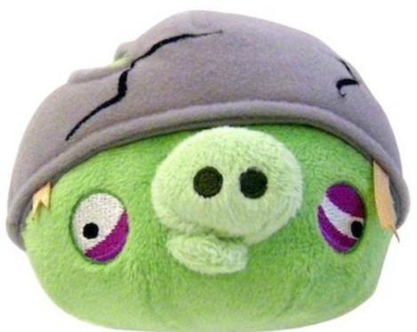 Mini Pig Plush Toy