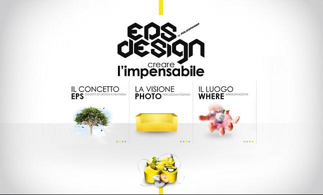 35 inspiring light and white website designs