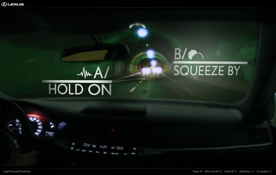 Lexus Dark Ride