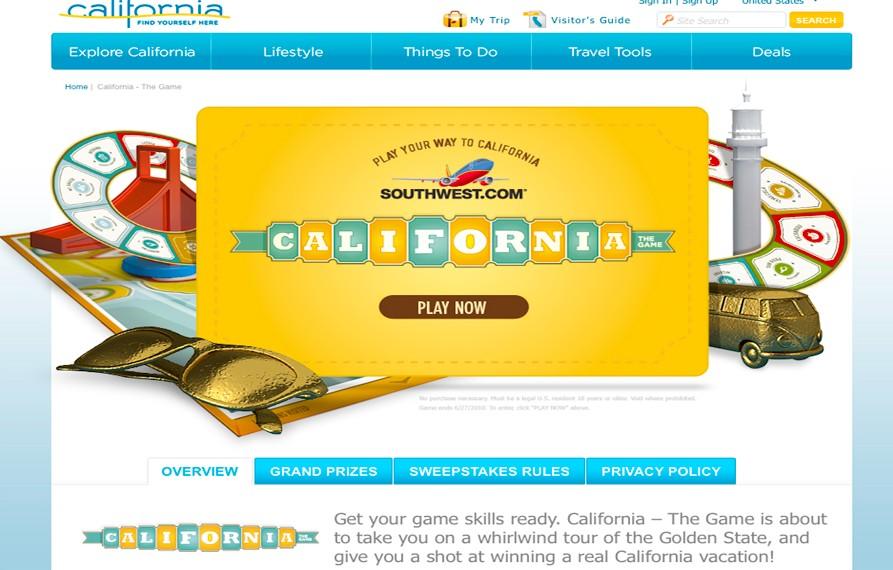 California - The Game