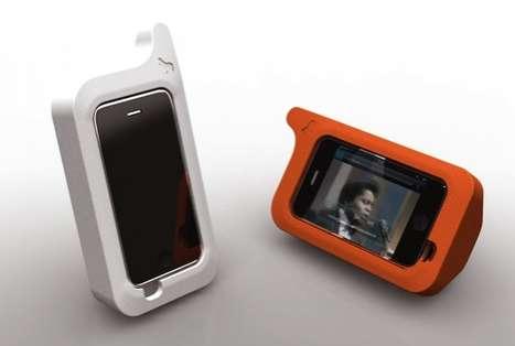 Plush iPhone Case