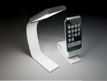 flexible iPhone dock