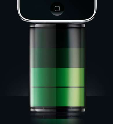 Visual iPhone Charger
