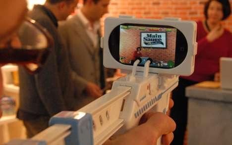 Miniature Gaming Firearms