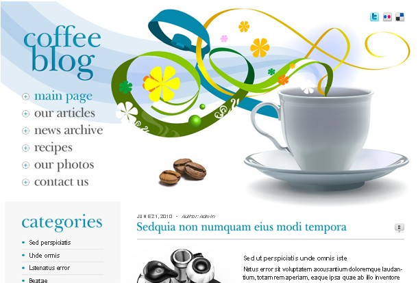 Ultimate Solution for Coffee Blog