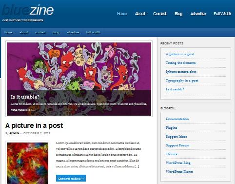 Bluezine 2.0
