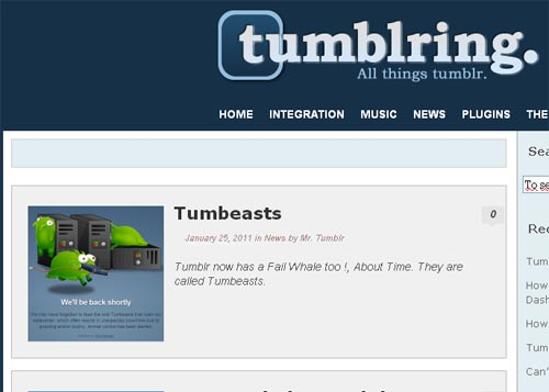Useful tips on tumlring - All things Tumblr.