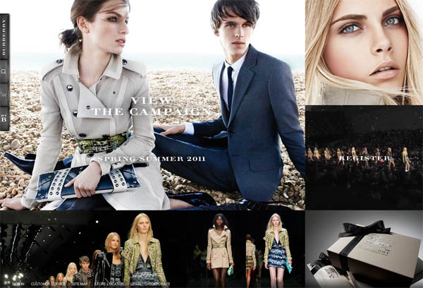 Burberry United States.