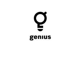 Genius designed by alek chmura