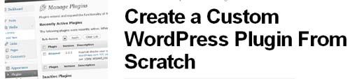 Create a Custom WordPress Plugin From Scratch