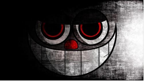 Eerie Face