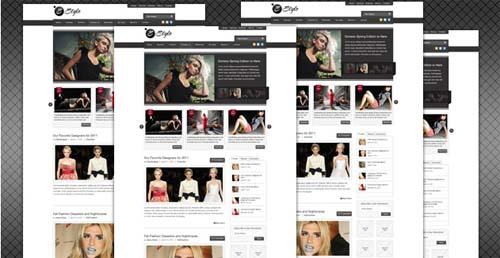 EZine Style Blog