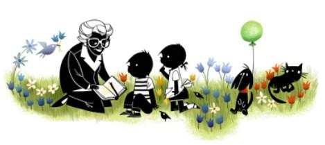100th Birthday of Annie M.G. Schmidt