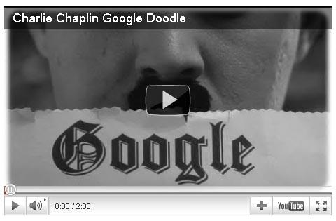 122nd Birthday of Charlie Chaplin