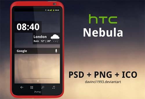 HTC Nebula