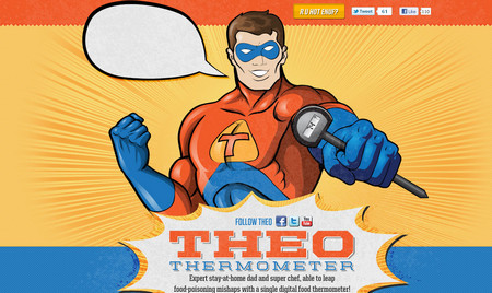 Theo - Thermometer