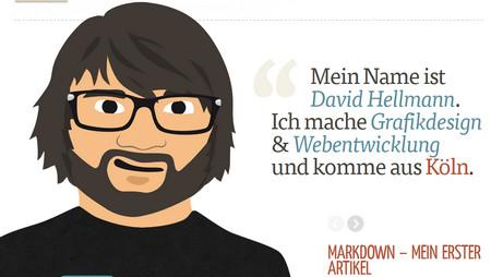 David Hellman - Web Designer