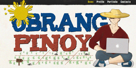Obrang Pinoy - The Best Filipino Web Designer