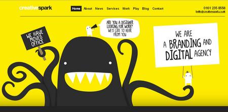 Creative Spark - Web&Graphic Design Manchester