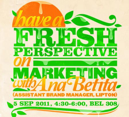 Refreshing Marketing