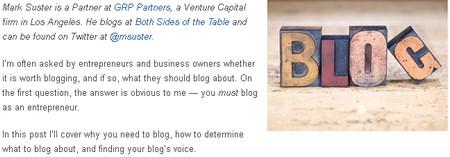 HOW TO: Create a Successful Company Blog