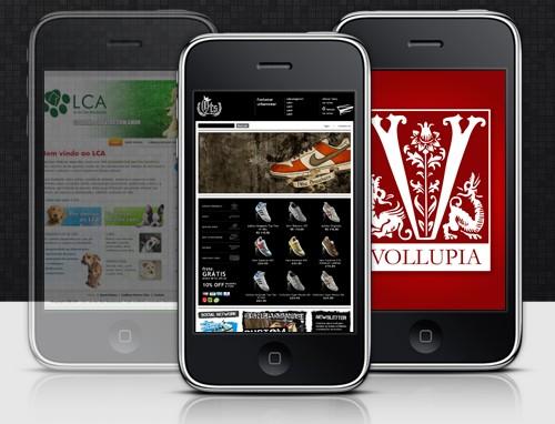 Web Designer - Igo Rodrigues
