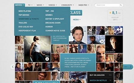 IMDB Movie Page