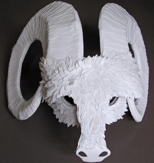 Great Horned Ram