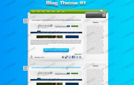 Blogo Theme