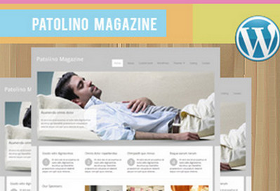 Patolino - magazine wordpress theme