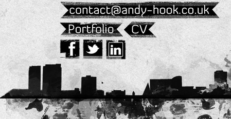 Andy Hook - Creative Portfolio