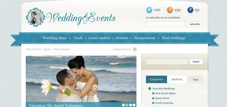 Wedding Events: Freed Photoshop Wedding Blog
