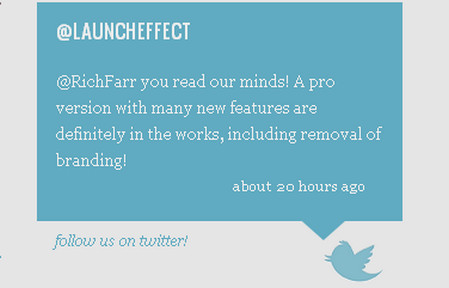 Launch Effect - A WordPress Theme for Viral Launches