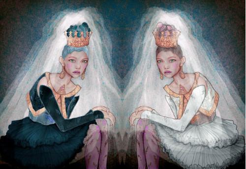 2 queens