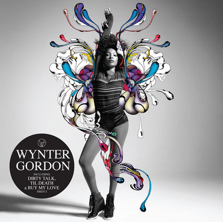 Wynter Gordon CD cover by Pomme Chan