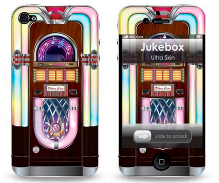 UltraSkin Jukebox